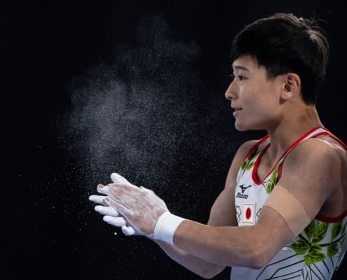 Takeru Kitazono - Olympic Information Service