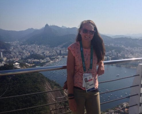 Lisa Deen Rio 2016